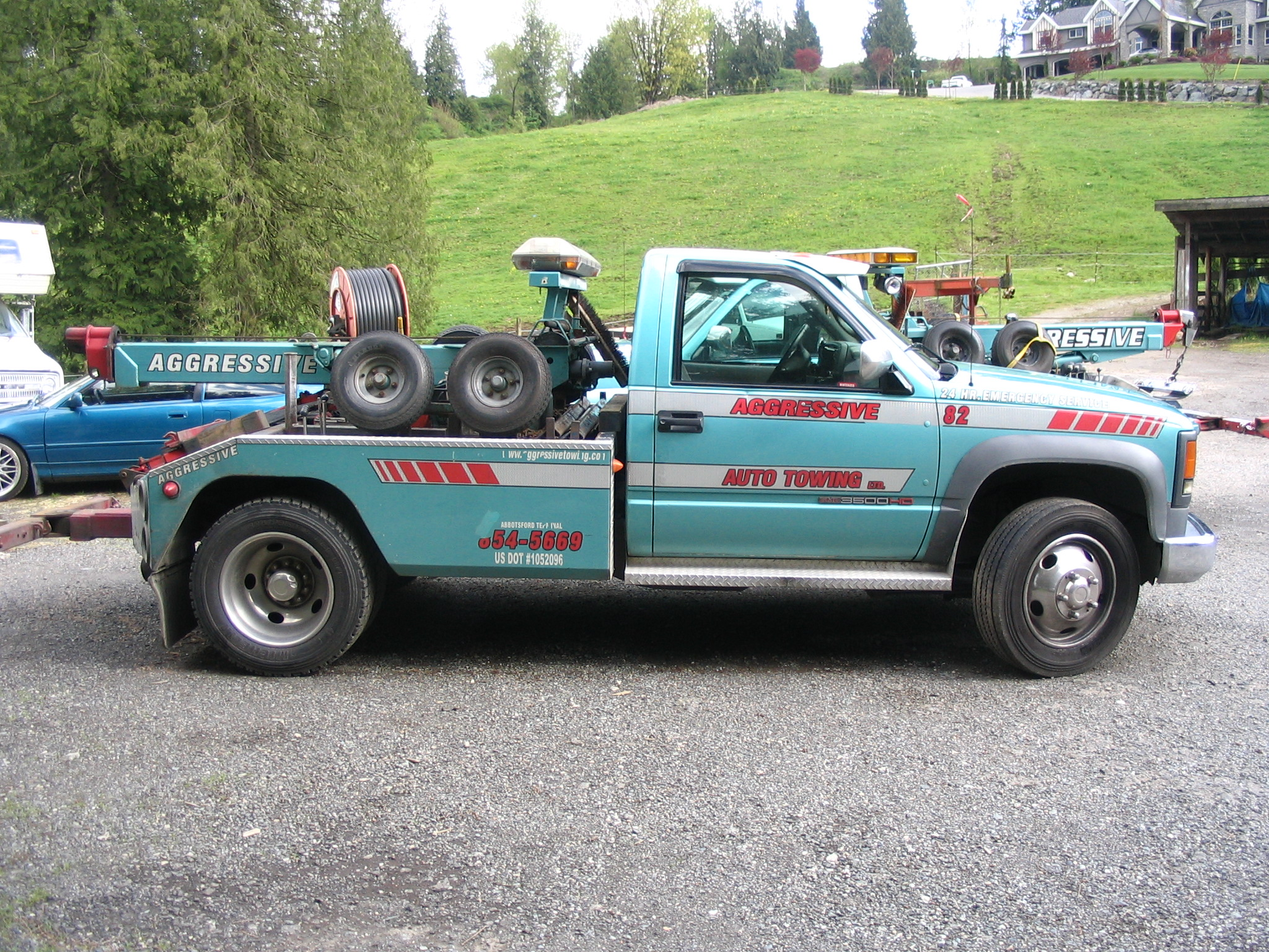2008 F550 Towing Capacity >> Aggressive Auto Towing Ltd. - Abbotsfords Source for Towing